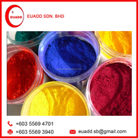 Multipurpose Color Pigment Powder from Malaysia