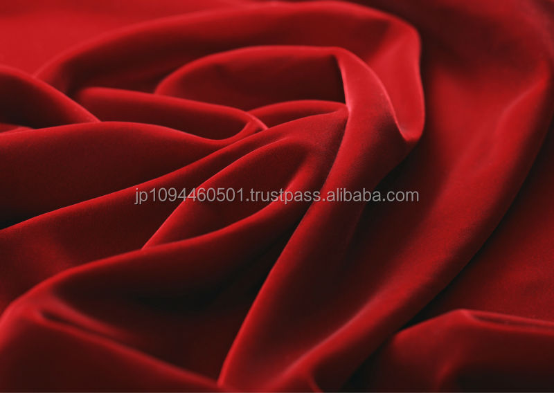 Comfortable and soft ROSEPETAL 100% cotton fabric made in Japan