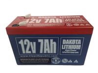 Dakota Lithium LiFePO4 12V7Ah Battery (20)