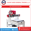 High Performance Low Noise Metal CNC Engraving Machine