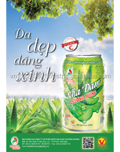 Soft Drink Aloe vera 330ml