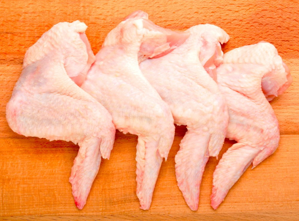 Quality Processed Frozen Chicken Mid Wings