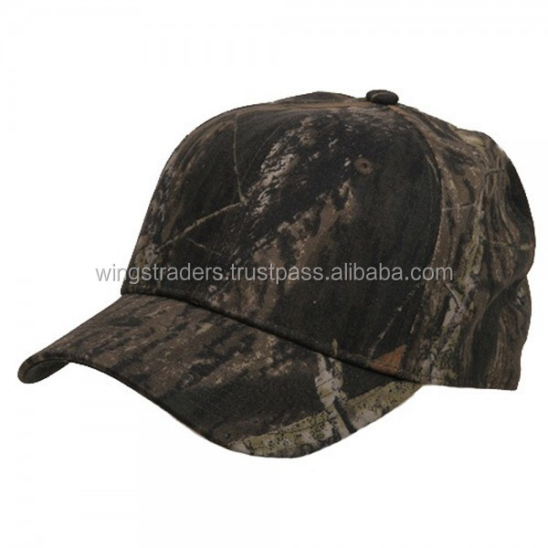 Fitted Camouflage Army Cap For Men, Camouflage Army Caps