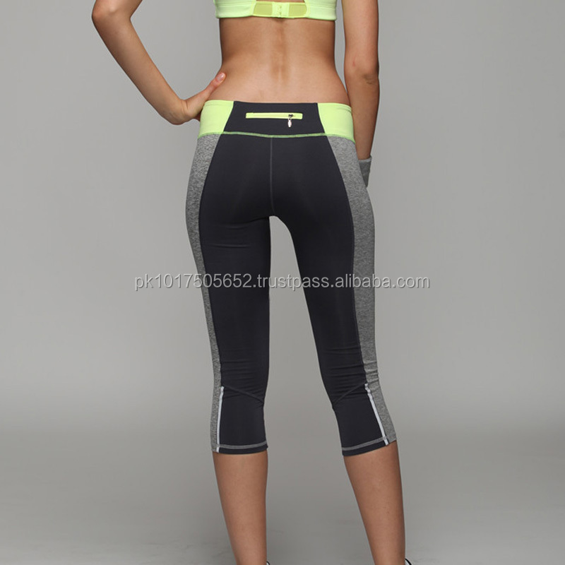 Gym Yoga Leggings Sport High Waisted Leggings Seamless Spandex Legging