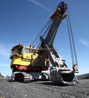 Quarrying Crawler Excavator EKG-18 for Open Pit and Mining Extraction Works