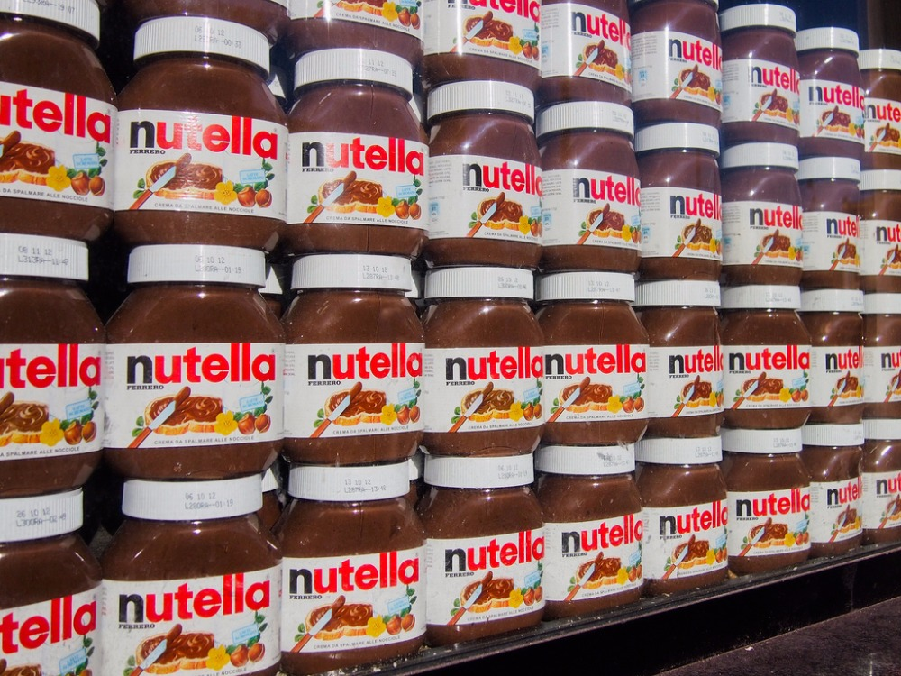 Best quality and cheap price nutella chocolate for sale in germany
