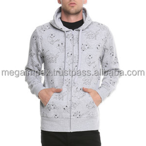 Customized Hoodie - Custom Made Silicone Fleece sublimated Hoodies New Attractive Designs