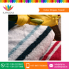 Factory Supply Hotel Stripe Bath 100% Cotton Yarn Dyed Towel