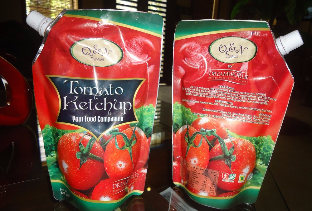 Q&N Flavors Tomato Ketchup