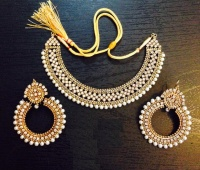 Antique Indian Jewelry Sets