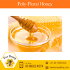100% Pure and Fresh Poly Floral Garden Natural Honey