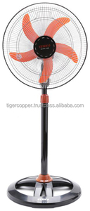 SENKO ELECTRIC STAND FAN DTS107 (3 SPEEDS/GEAR OSCILLATION)