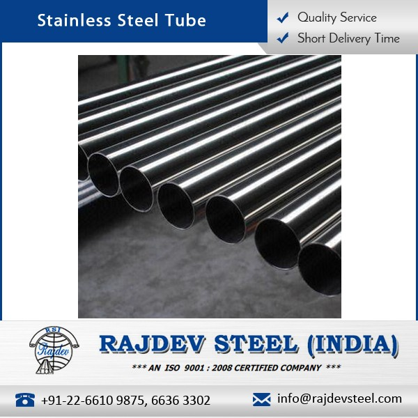 Anti Corrosive High Strength and Straight Stainless Steel Tube 321 for Power Plant Factory