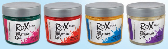 Rox Hair Styling Gel