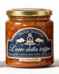L'Arte della Trippa - Ready Meal Beef Tripe with Tomatoes 280 g