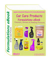 Formulations eBooks on car care products manufacturing (ebook6)