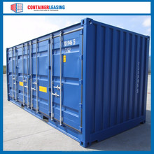 New 20 foot Open Side Containers for sale