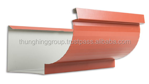 TH Featured Rain Gutter Roofing from Malaysia