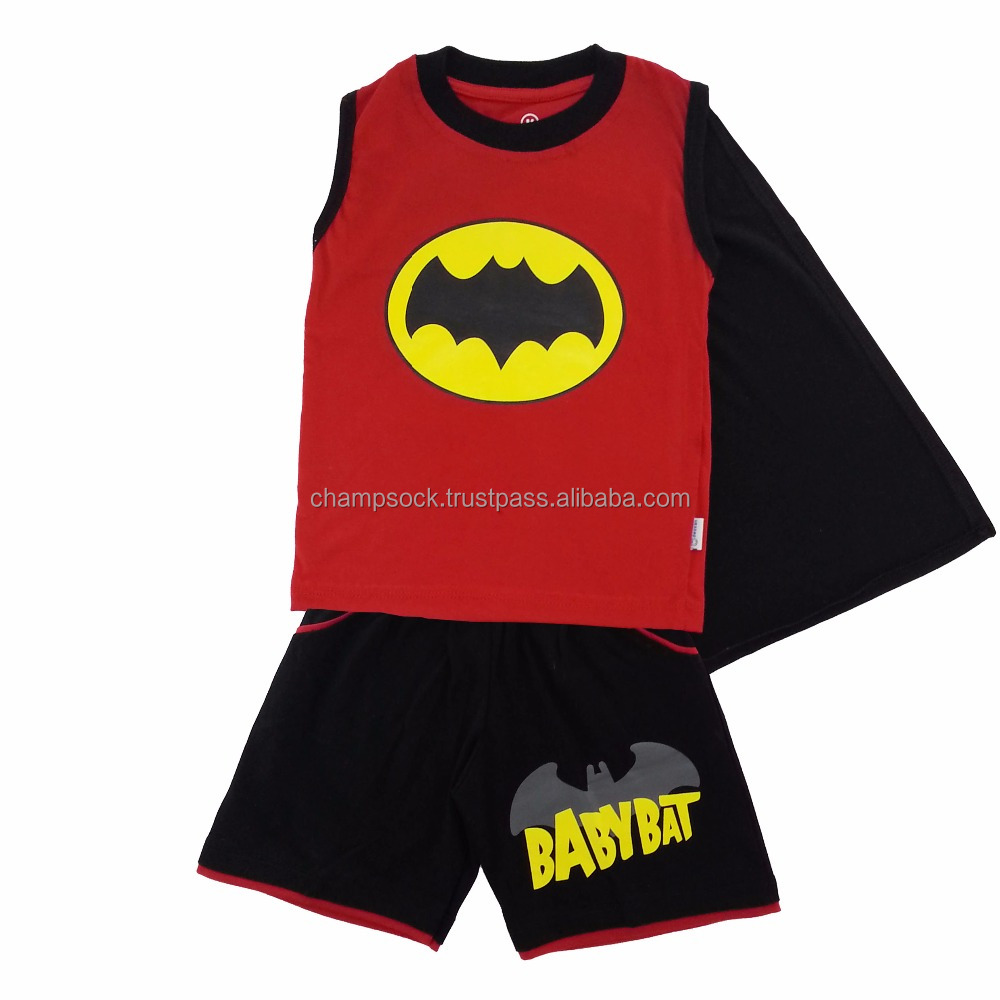 Dessan Short Superheroes For Children