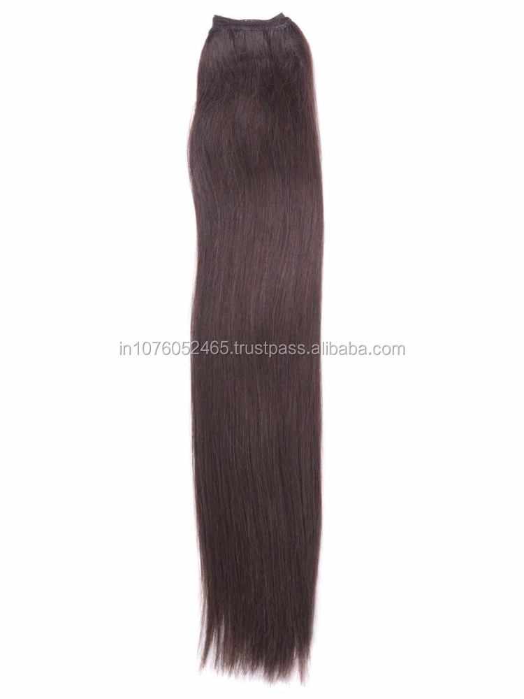 Lemodish Brazilian Short Straight Hair