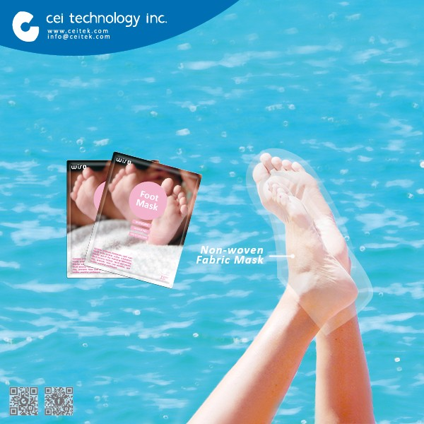 2017 Dream Foot Exfoliating Foot Mask