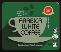 ARABICA WHITE COFFEE