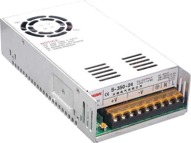 LED Power Supply IP20 LED Power Supply 12V/24V DC Constant Voltage Dimmable LED Driver