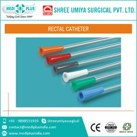 Medical Consumables PVC Rectal Drainage Catheter