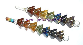 Orgone Chakra Pyramids Healing Wands For Sale