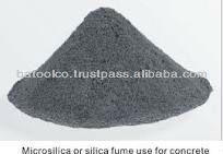 Silica Fume for cement and concrete