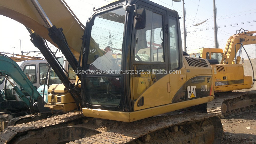 used excavator Carter 315D