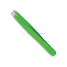 Slant Slanted Tip Professional Tweezer Swiss Made pk