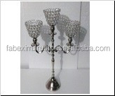 3 Tier Candle Holder , DesignerTea Light Candle Holder , Crystal Beaded Tea Light Candle Holder