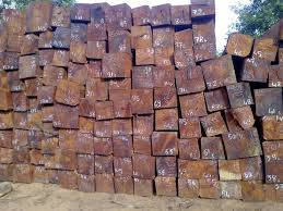 Kosso wood, Rose wood, Lumber, Squared Logs