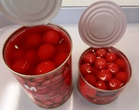 canned sweet Red cherry
