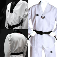 Taekwondo uniforms ,WTF Custom Taekwondo Uniform,black taekwondo uniform