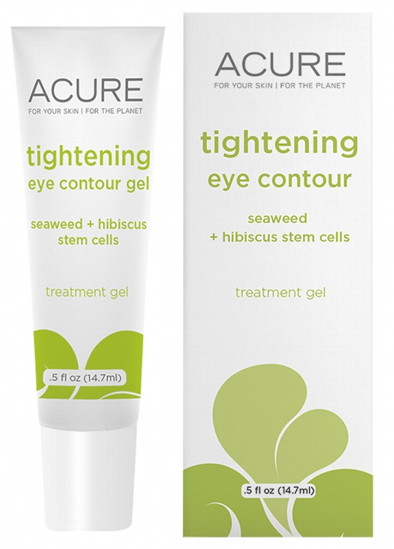 ACURE Tightening Eye Contour Seaweed + Hibiscus Stem Cells 30ml