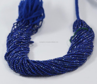 AAA WHOLESALE LAPIS GEMSTONE FACETED BEADS