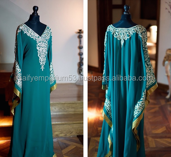 Jari Volvo Design Farasha Kaftan For European Beauty