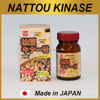 Japanese effective nattokinase enzyme maintaining daily health for distributors canada