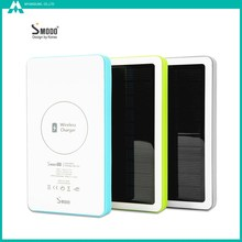 Best selling Wholesale waterproof solar power bank 5000mah,power bank portable charger with power