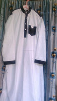 Jubba male Islamic cloth varieties with colors attractive