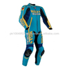 Motorcycle Cow Hide Leather Racing Suit New ( CE Apprved Full Protection Leather Motorbike Racing Suit )