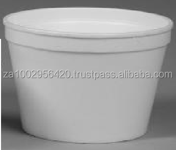 Polystyrene Foam Tub 500ml