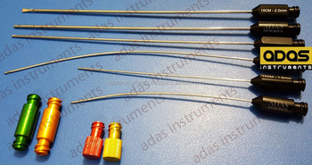 Liposuction cannulas all type cannula with high qulaity
