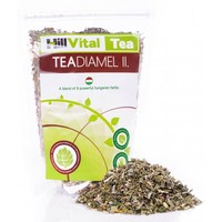 HillVital Herbal Tea for Type 2 Diabetes Management TEADIAMEL II