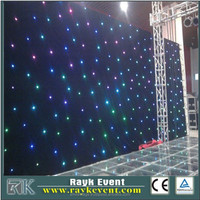 Event wedding outdoor full color stage led screen display