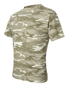 Zega Apparel custom Camouflage short sleeve t-shirt