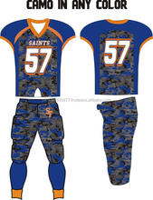 Get your custom Made American football uniforms/Tackle twill American football uniforms/Sublimated American.33