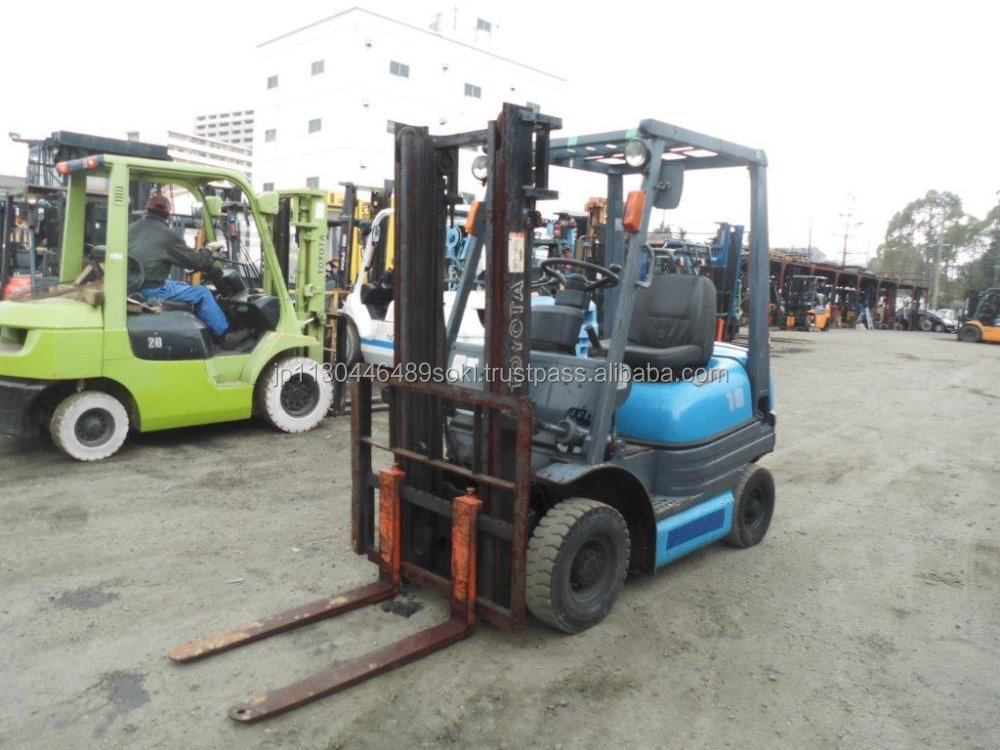 USED FORKLIFT TOYOTA 1ton 6FD10 JAPAN